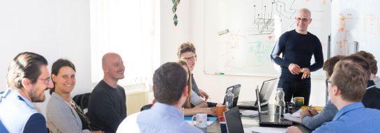 Les axes stratégiques de développement de l'entreprise